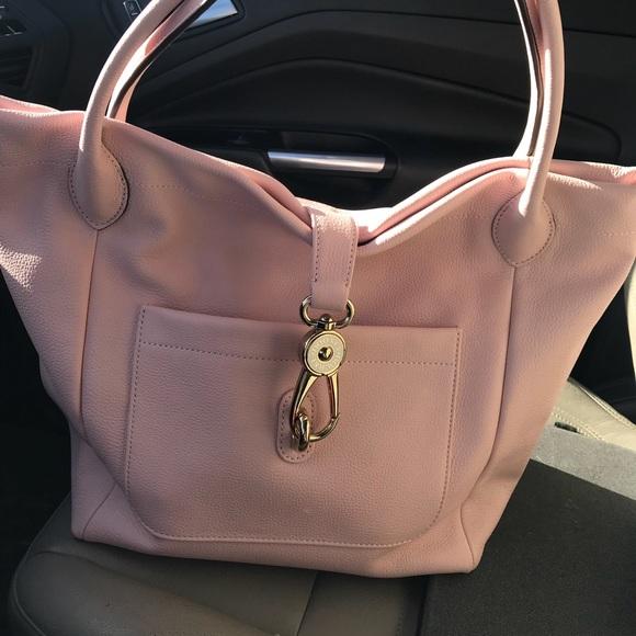 1b3762c3d3 Dooney   Bourke Handbags - Large Blush Belvedere Tote
